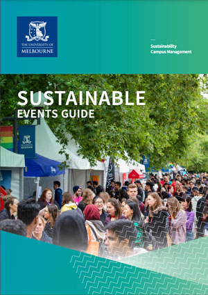 Sustainable Events Guide
