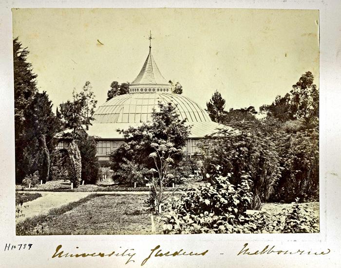 System Garden Glasshouse c1890s