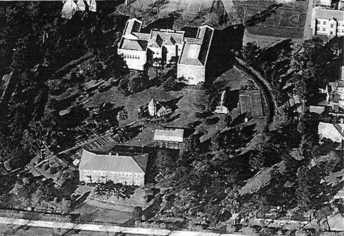 Aerial photo c1935