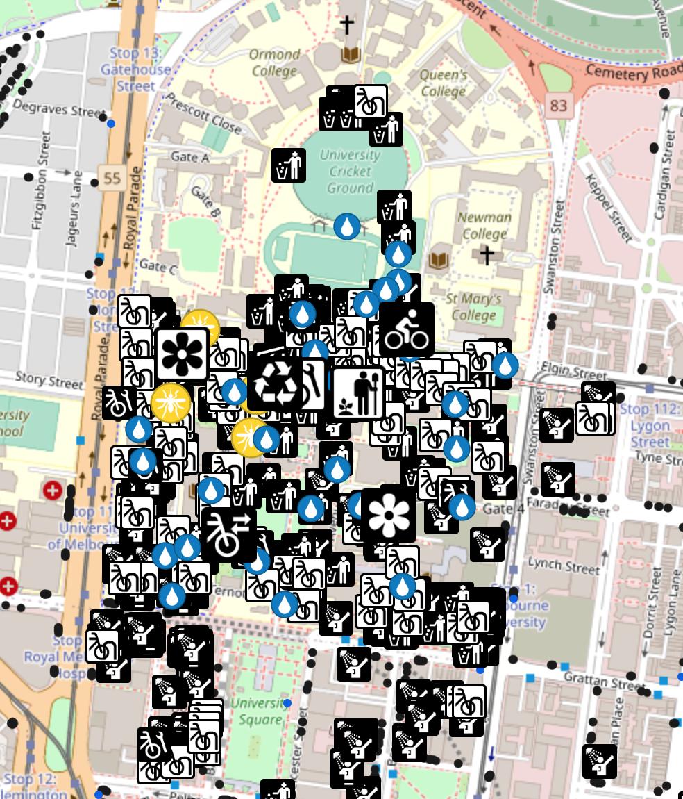 Sus Map