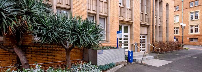 Walter Boas Building